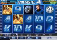Fantastic 4 Slot from Playtech