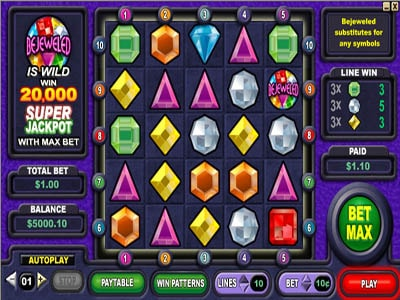 Click here to play Bejeweled