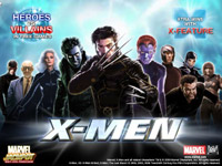 X-Men Slot from Playtech